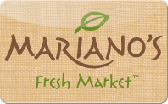 Buy Discount Mariano's Gift Cards, Save Up To 55%, Free Shipping ...