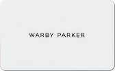 Warby Parker Discount Gift Card